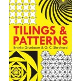 Tilings and Patterns by Branko Grunbaum and G.C. Shephard