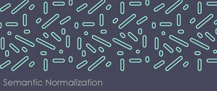 semantic-normalization